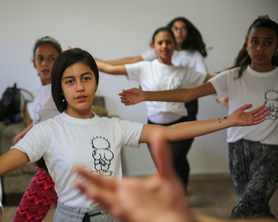 Shoruq Organization Concludes the Activities of it's Annual Art & Dabkeh Summer Camp